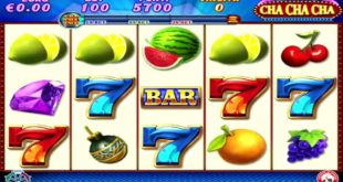 slot online chachacha